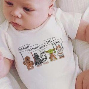 NWT! Star Wars Baby Onesie Jedi Yoda Shirt